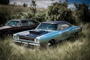 1969 Dodge Coronet RT by AmericanMuscle