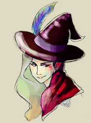 Taako Taaco by Jellygraphic