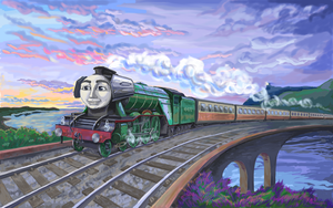 Returning to Sodor by LadyEngineer