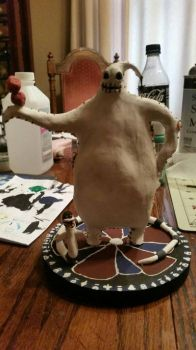 Oogie Boogie by g0tribe95