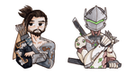 Shimada Brothers by staptra