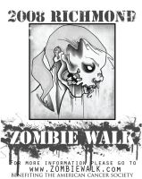 zombie poster update 2 by SlaterAW