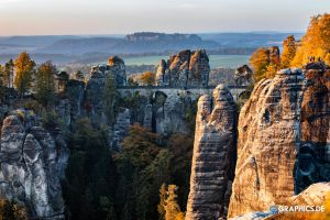 Bastei Morning by TobiasRoetsch