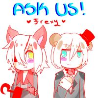 Ask Us! ~Frexy~ CANCELLED by Karu-tan07