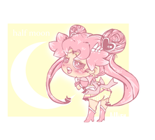 half-moon by Child-Of-Neglect