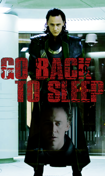 GO BACK TO SLEEP by WhilteringAway