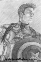 Marvel - Captain America .:The Price of Freedom:. by kimberly-castello