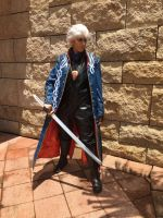 Vergil cosplay by mandyblue