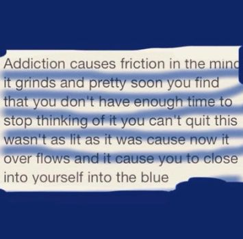 Addiction grinds by Thecoming2014