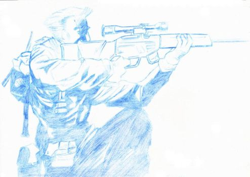 Sniper rough by jenrathy