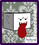 Boo Cubeecraft by angelyques