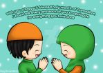 MM--Ramadhan Is Coming Contest by tieq