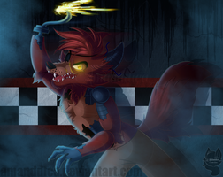 The Savage Foxy by Amanddica