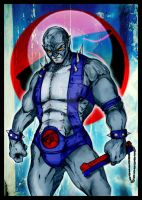 THUNDERCATS - Panthro by SaintYak