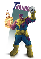Thanos by RHOM13