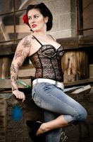 Rockabilly Vanna by The--Oracle