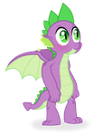 Young Adult Spike by unoriginaI