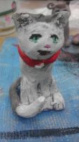 Clay Spain Cat by MattnMello