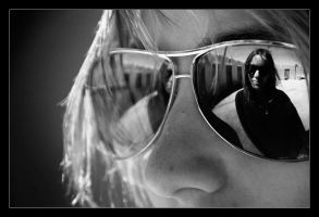 Portrait Reflections by ranmor