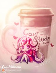 Coffee by CariStudio
