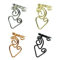 Heart Ear Cuffs by Gailavira
