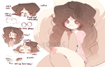 caramel. (custom!! for sno-berry) by eouss