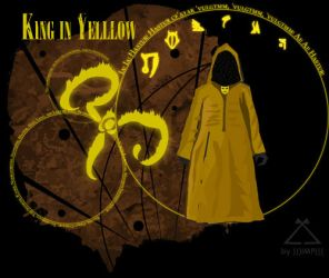 King In Yellow by InvictusIMP
