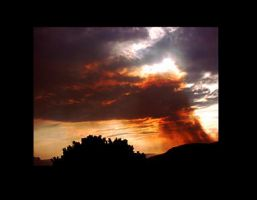 Fire-in-the-sky by nanoplatine