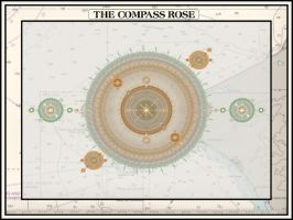 The Compass Rose by WillDBill