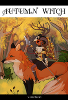 01 Autumn Witch by V-Mordecai