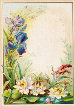 Victorian Advertising - Touch of Springtime by Yesterdays-Paper