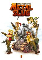 Metal Slug by Smolb