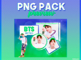 PSD: PNG Pack Preview #1 by Hallyumi
