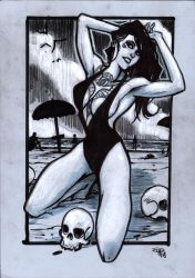Death In Summer by DenisM79