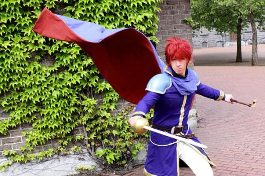 Eliwood Cosplay Fire Emblem by Berry-Cosplay