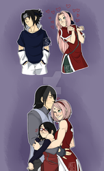 Naruto-How Much Has Changed (SasuSaku) by HinataElyonToph