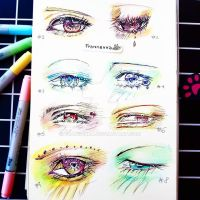 Girl Eyes Collection
