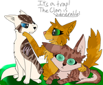 KAW Birthday Challenge 2: ITS A TRAP by StormClawPonyRises