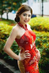 Jessica Wongso as model by OneClickphotoid