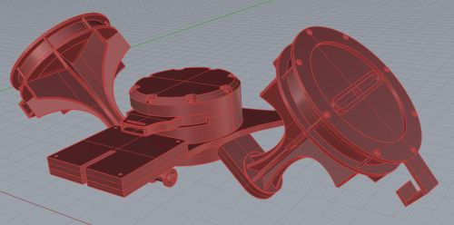 Attack on Titan - 3DMG - Engine WIP by Soynuts