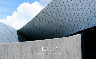 Waves, Copenhagen, Denmark by Tiemen-S