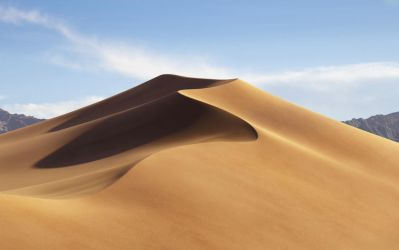macOS Mojave light wallpaper by hs1987