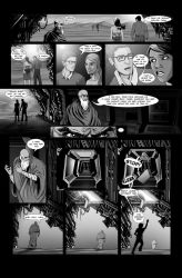 Inferno issue 2 pg 7 by jonrosscomics