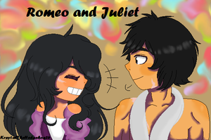 Romeo and Juliet by KrystaltheHedgehog25