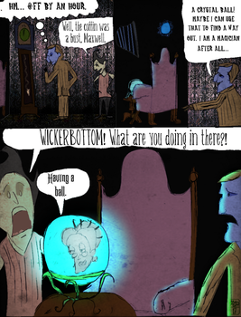 Lost House on the LEft pg8 by Ohthehumanityplz