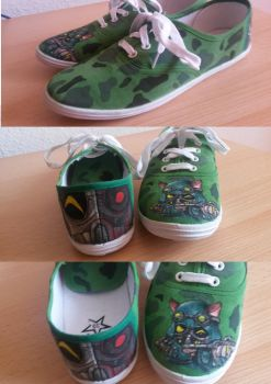 Teemo Shoes by Reismehl