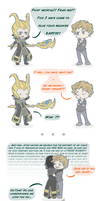 Loki Meets Tom by JazzySatinDoll
