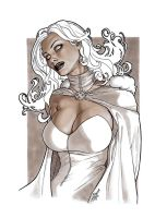 WHITE QUEEN by mvitacca