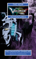 Voltron: The New Adventures by FrankRT