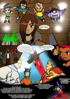 Return to the Past Pg. 39 (Spoilers) by Chillguydraws